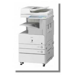 Canon IR3225N Digitalkopierer inkl. D-ADF, Duplex, 2 Kassetten, Unterschrank, Netzwerk