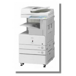 Canon IR3235N Digitalkopierer inkl. D-ADF, Duplex, 2 Kassetten, Unterschrank, Netzwerk