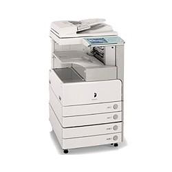 Canon IR3025N Digitalkopierer inkl. DADF, Duplex, Netzwerk, Fax, 4 Kassetten, Unterschrank