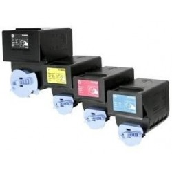 Komplettsatz Toner für Farbkopierer Canon IRC2380 IRC2880 IRC3080 IRC3380 IRC3580