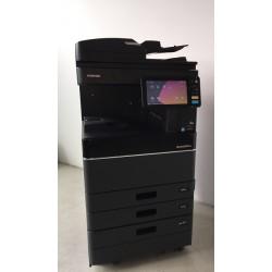 Toshiba e-Studio 2505Ac Farbkopierer, Drucker, Scanner, Fax