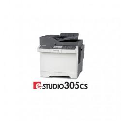 Toshiba e-Studio 305cs, Farbkopierer, Scanner, Fax