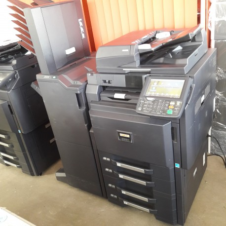 UTAX 5505Ci Farbkopierer, Drucker, Scanner, Fax, Finisher