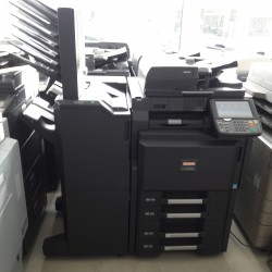 UTAX 5555i S/W Kopierer, Drucker, Scanner, Fax, Finisher