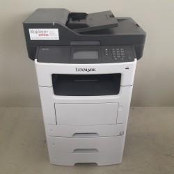 Vorführgerät Lexmark XM1145 S/W Kopierer, Drucker, Scanner, Fax