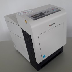 Kyocera Ecosys P6030cdn Laser Farbdrucker, NUR 13.343 gedruckte Seiten