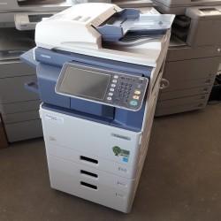 Toshiba e-Studio 2550C Farbkopierer, Drucker, Scanner