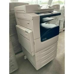 Xerox WC 7830 + Toner Set, A3 Farbkopierer, Scanner, Drucker, NUR 17.772 Seiten!