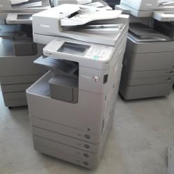 Canon iR Advance 4245i, A3 Laser Kopierer Drucker Farbscanner Fax, 45 Seiten/Min.