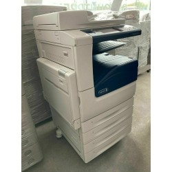 Xerox Workcentre 7225Ti Farbkopierer, Scanner, Drucker, Fax, NUR 93.142 Seiten