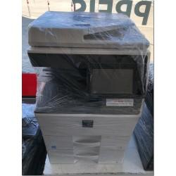 Sharp MX-B355W, S/W A4 Kopierer, Drucker, Scanner, Fax, Wlan, 35 Seiten/Minute