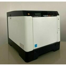 Triumph Adler P-C2660DN Laser Farbdrucker LAN Duplex 26 S/Min. NUR 8.157 Seiten