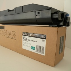 Toner black Kyocera-Mita TASKalfa 3500, 3501, 4500, 4501, 5500, 5501