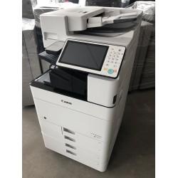 Canon iR C5535i Farbkopierer, DUPLEX SCANNER Finisher WLAN Fax